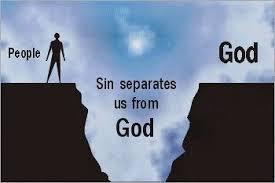 Synd separer oss fra Gud