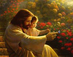 Jesus og barn 2