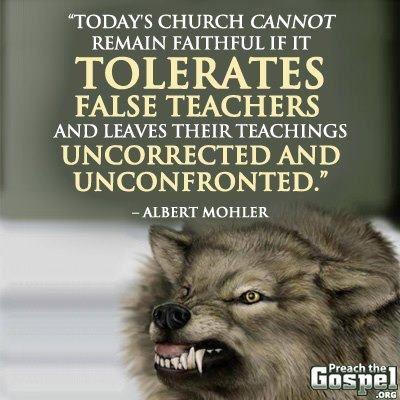 False teaching