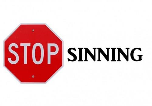 Stop-Sinning