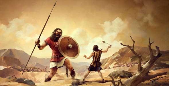 Nefilim -kjemper i Bibelen