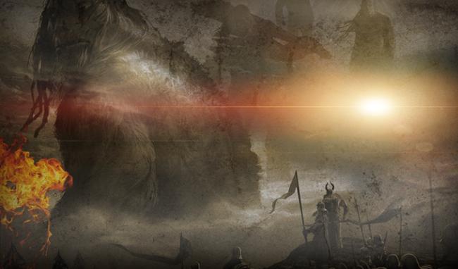 Nefilim-kongenes kriger