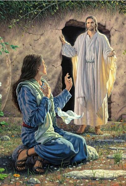 Jesu legemlige oppstandelse