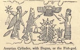Fiskeguden Dagon